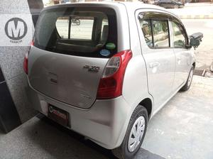 Suzuki Alto ECO-L Model 2014 Register 2017 Colour Silver Milage 77,000 km  Merchants Automobile Karachi Branch,  We Offer Cars With 100% Original Auction Report Based Cars With Money Back Guarantee.  Recommended Tips To Buy Japanese Vehicle:   1. Always Check Auction Report.  2. Verify Auction Report From Someone Else.  3. Ask For Japan Yard Pics If Possible.   MAY ALLAH CURSE LIARS..