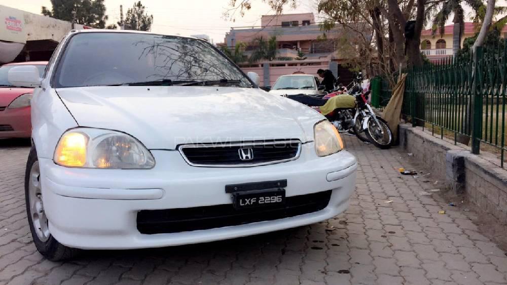 Honda Civic 1997 Image-1