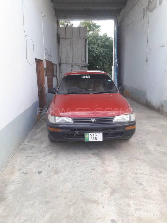 Toyota Corolla 2.0D 1994 Image-1
