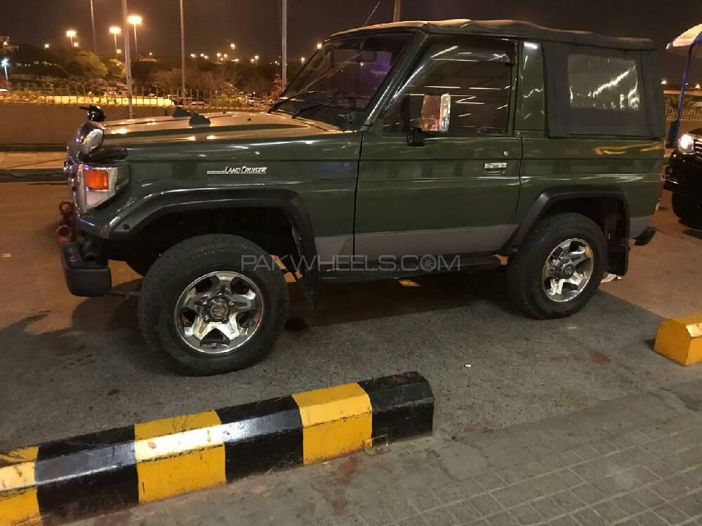 Toyota Land Cruiser RKR 1988 Image-1