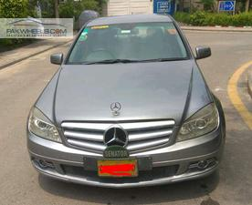 Mercedes Benz C Class Cars for sale in Pakistan | PakWheels
