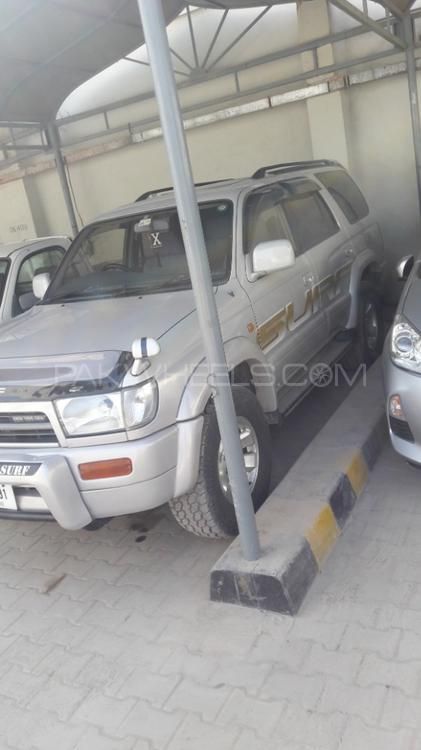 Toyota Surf SSR-G 3 0D 1996 for sale in Islamabad | PakWheels