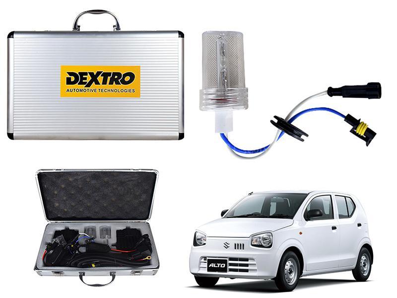 Brightest Dextro HID 200W 6000+ Lumens H4 For Suzuki Alto 2019 Image-1