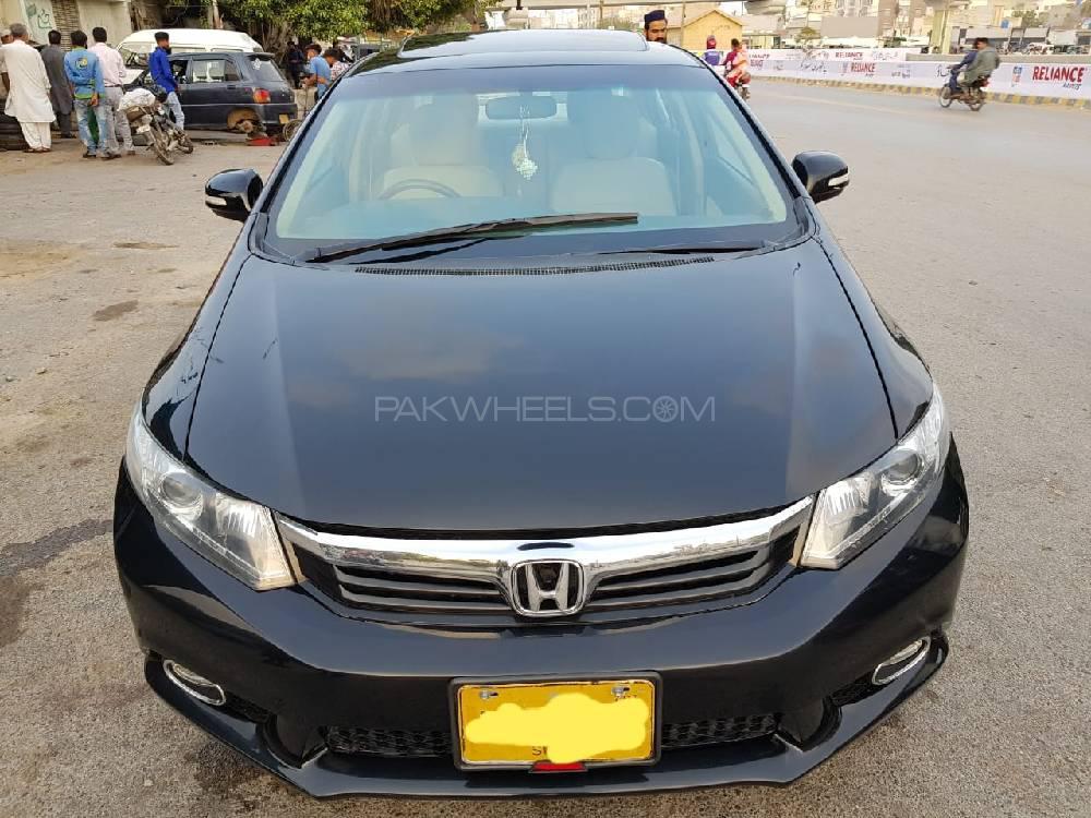 Honda Civic VTi Prosmatec 1.8 i-VTEC 2013 Image-1
