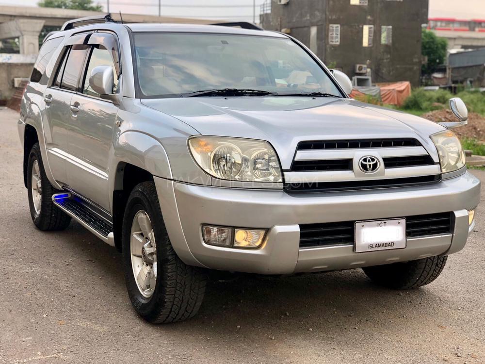 Toyota Surf SSR-X 3.4 2003 Image-1