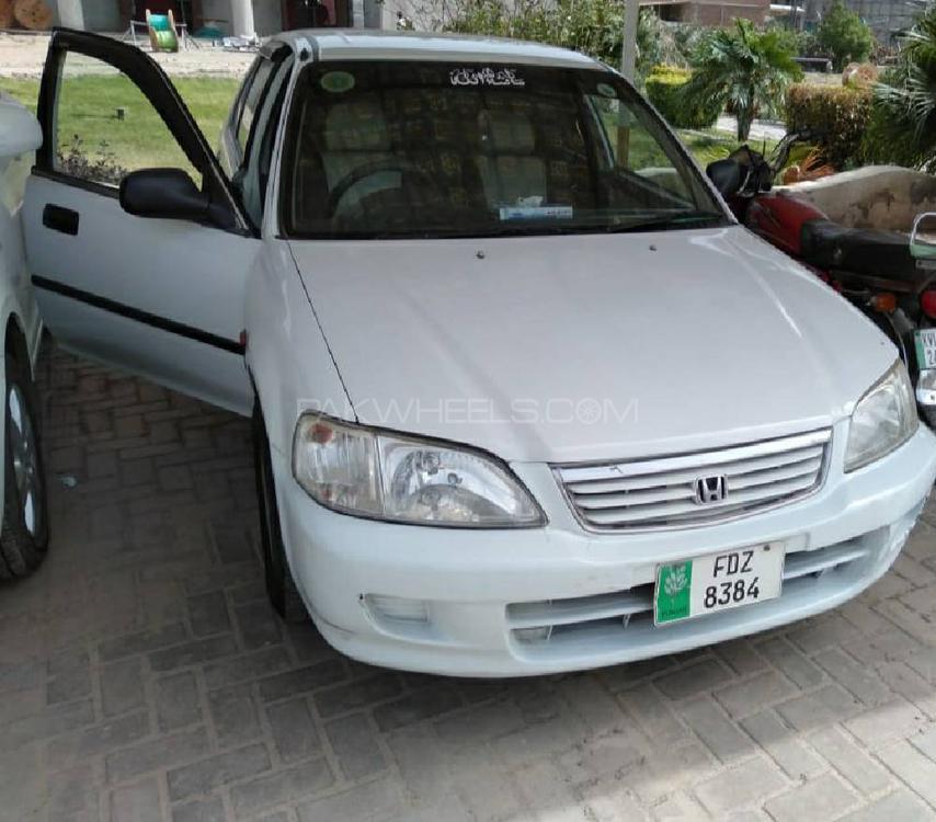 Honda City EXi 2002 Image-1