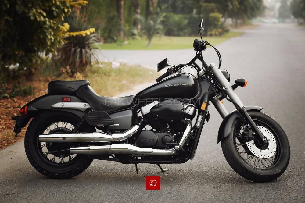 Honda Shadow Line 2012 Image-1