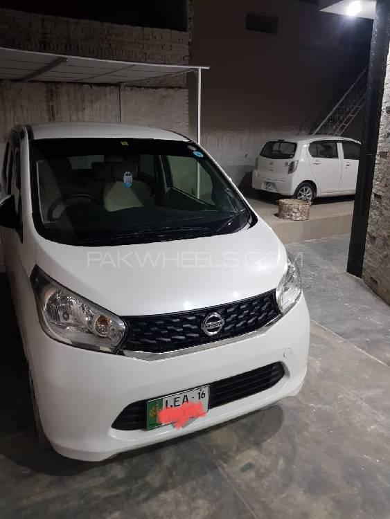 Nissan Dayz S 2012 Image-1