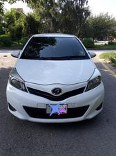 White Vitz Cars for sale in Islamabad - Verified Car Ads | PakWheels