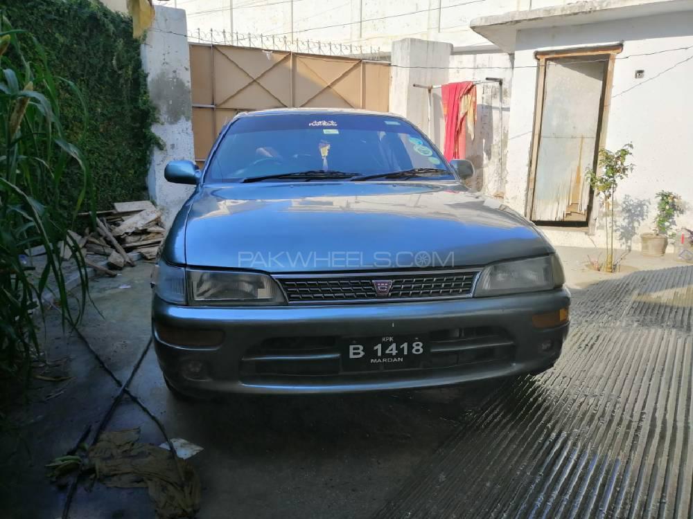 Toyota Corolla LX Limited 1.5 1991 Image-1