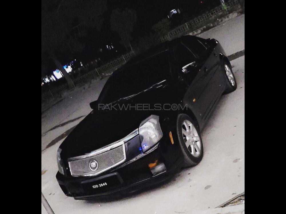 Cadillac Cts 2007 Image-1