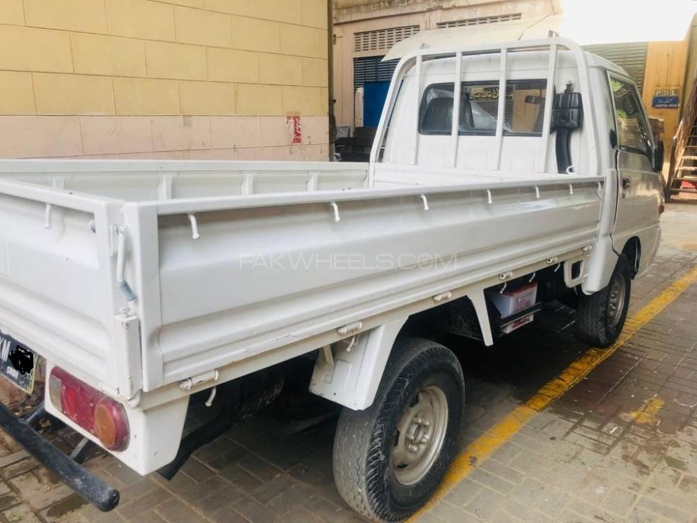 Hyundai Shehzore Pickup H-100 (With Deck and Side Wall) 2004 Image-1
