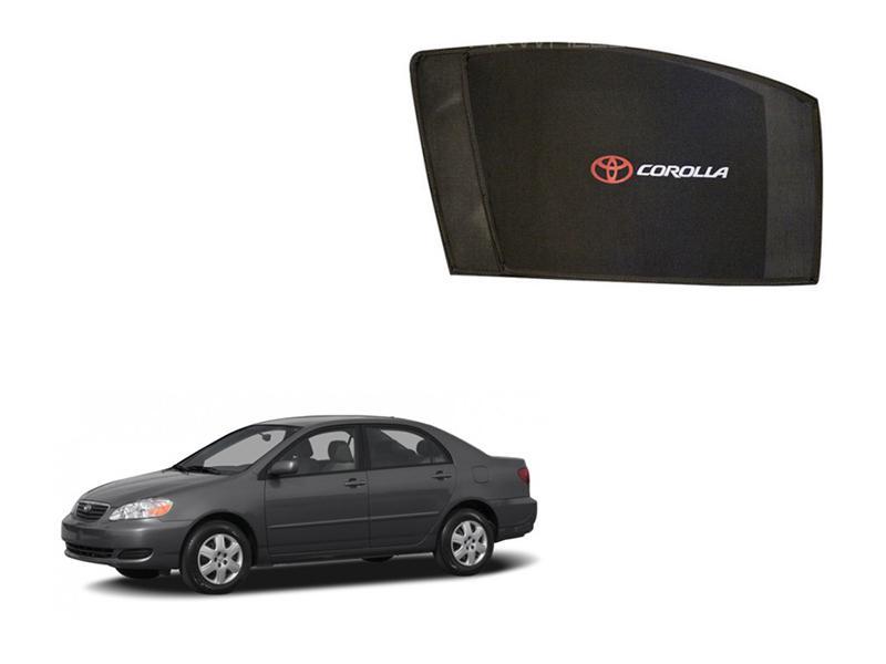 Toyota Corolla 2002 Side Window Shades Image-1