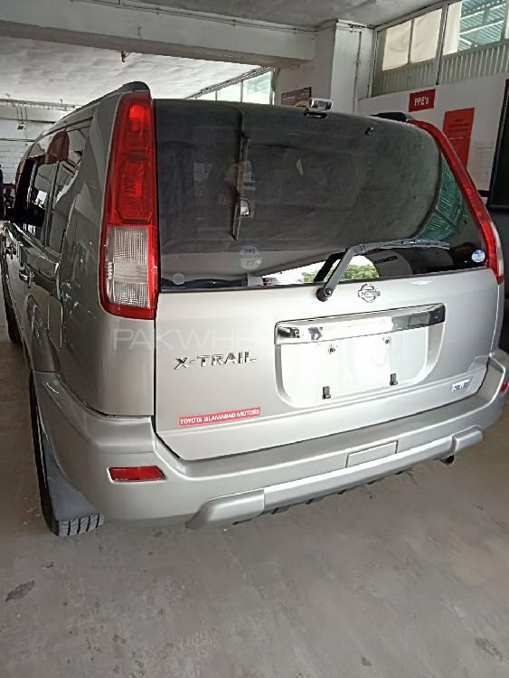Nissan X Trail 2 0 Gt 2003 For Sale In Islamabad Pakwheels