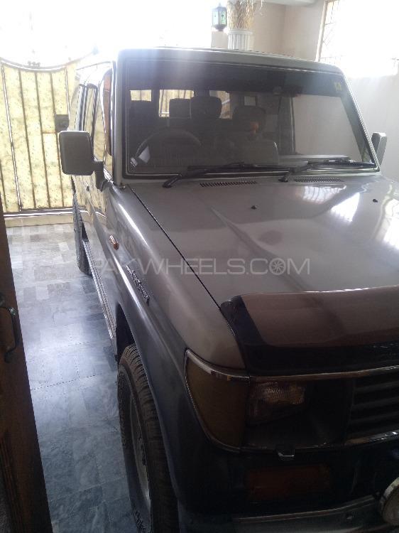 Toyota Prado TX Limited 3.0D 1991 Image-1