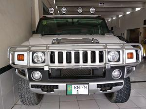 Hummer Car For Sale In Pakistan