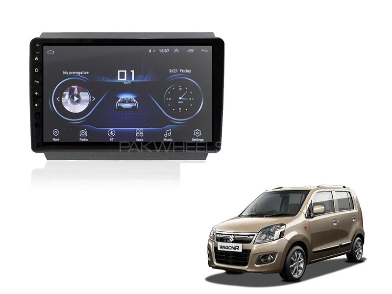 Suzuki Wagon R IPS Display Android Head Unit Panel - 2014-2019