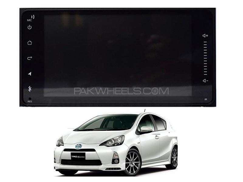 Android Player For Toyota Aqua 2012-2019 Image-1
