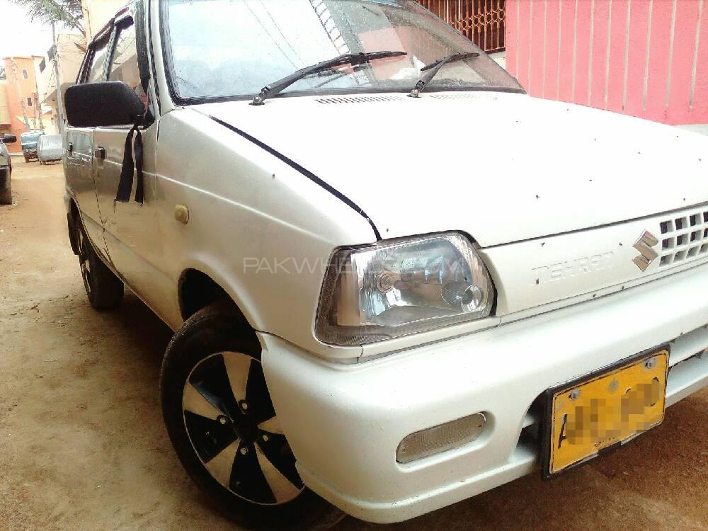 Suzuki Mehran VXR (CNG) 2003 for sale in Karachi | PakWheels