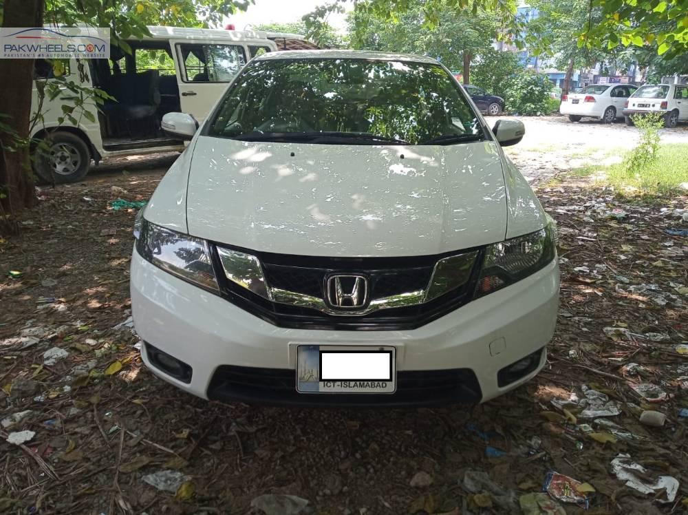 Honda City Aspire 1.3 i-VTEC 2017 Image-1