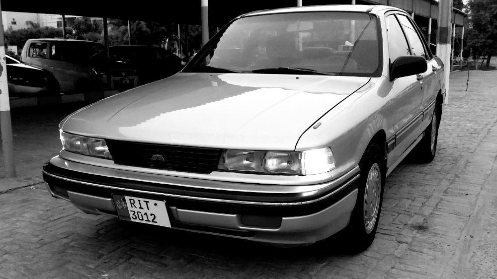Mitsubishi Galant 1990 Image-1