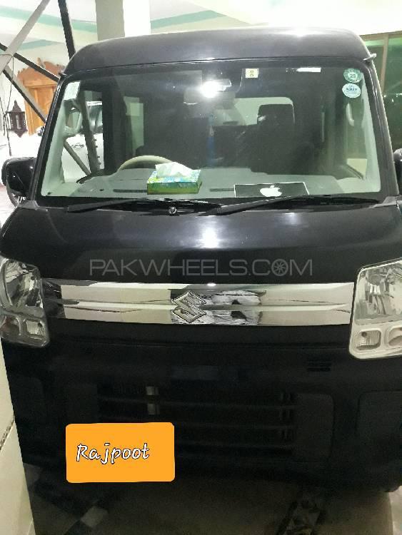 Suzuki Every Wagon 2019 Image-1