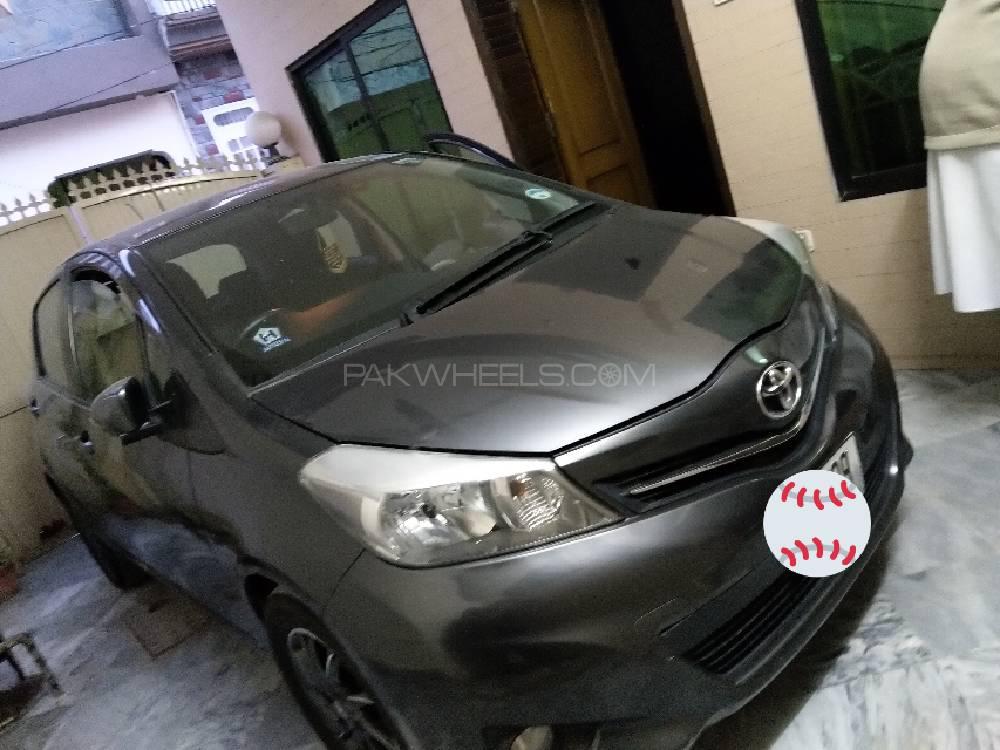 Toyota Yaris 2013 Image-1