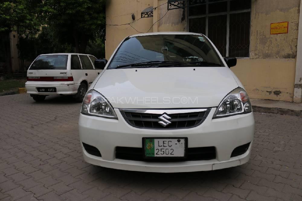 Suzuki Liana RXi 2010 Image-1