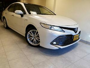 Toyota Camry Cars for sale in Pakistan | PakWheels