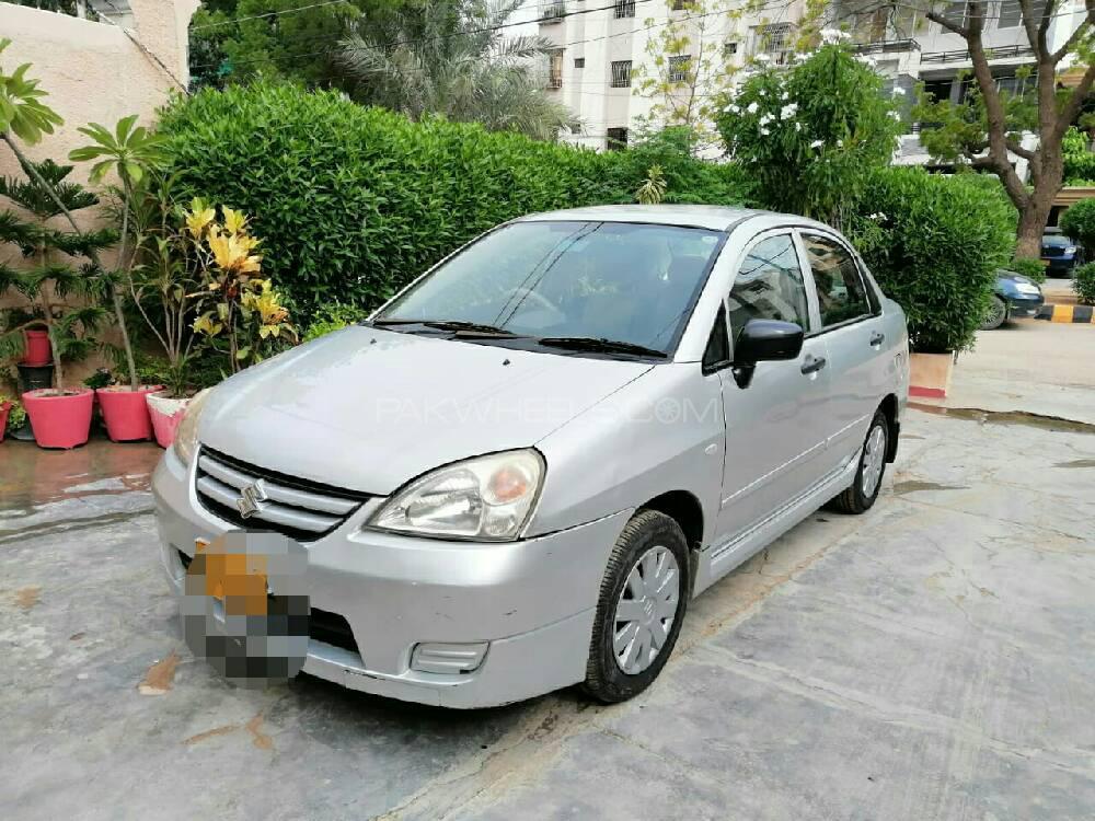 Suzuki Liana RXi (CNG) 2007 Image-1