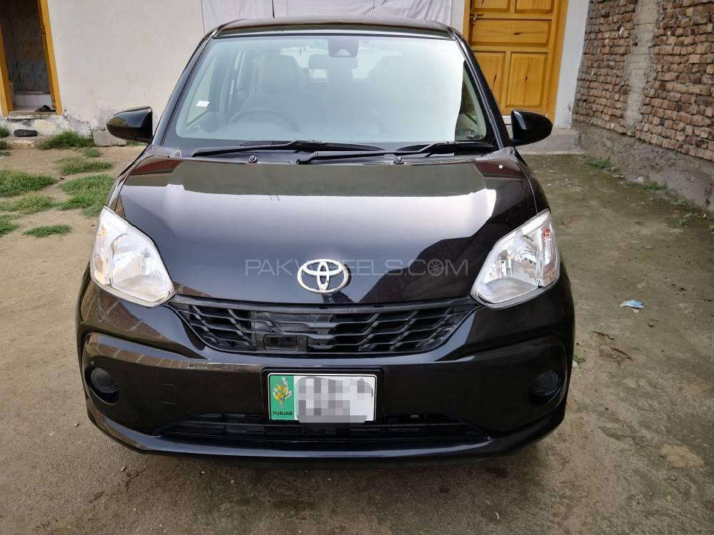 Toyota Passo X G Package 2019 Image-1