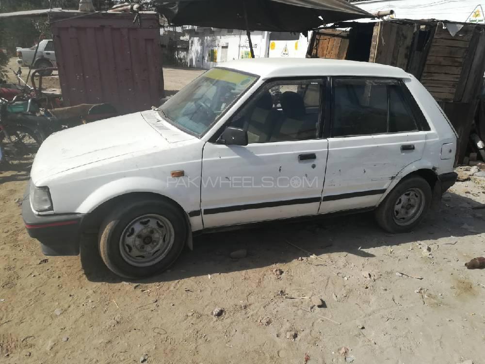 Daihatsu Charade CX Turbo 1985 Image-1