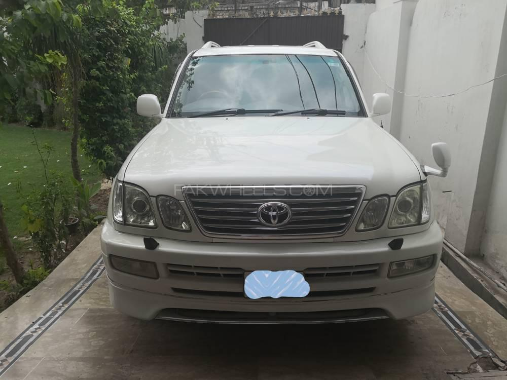Toyota Land Cruiser VX 4 2D 2000 for sale in Islamabad | PakWheels