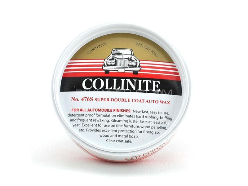 Collinite 476 Super Double Coat Wax 9oz Image-1