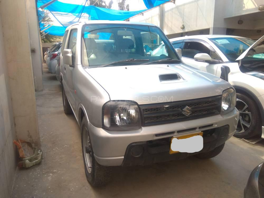 Suzuki Jimny JLDX 2007 for sale in Karachi | PakWheels