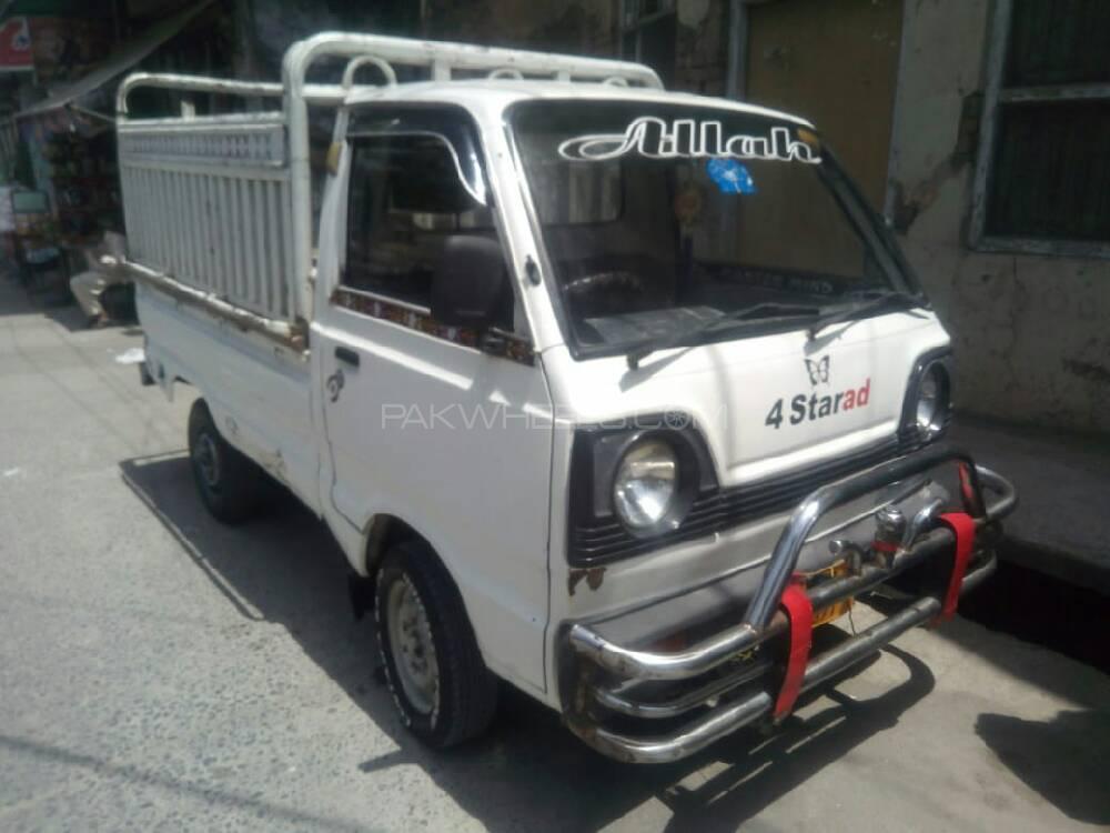 Suzuki Ravi 1991 Image-1