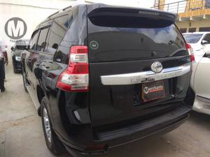 TOYOTA PRADO  TX 7st