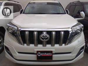 Used Toyota Prado TX Limited 2.7 2013