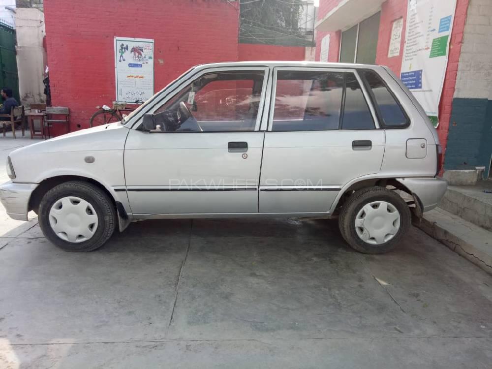 Suzuki Mehran VXR Euro II 2015 Image-1
