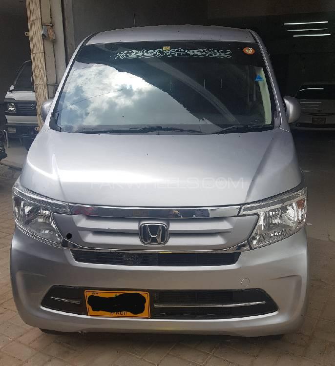 Honda N Wgn G 2016 Image-1