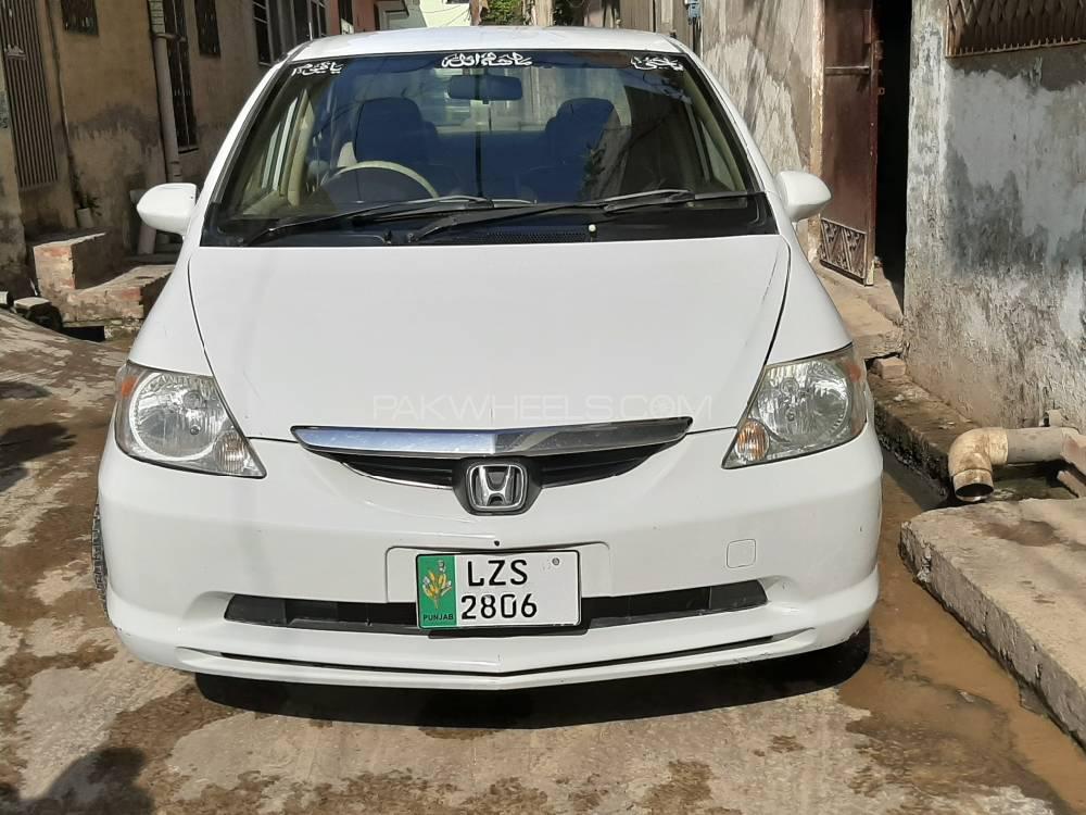 Honda City i-DSI 2005 Image-1
