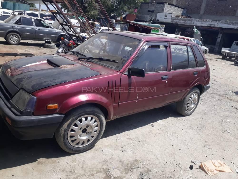 Suzuki Khyber Limited Edition 1993 Image-1