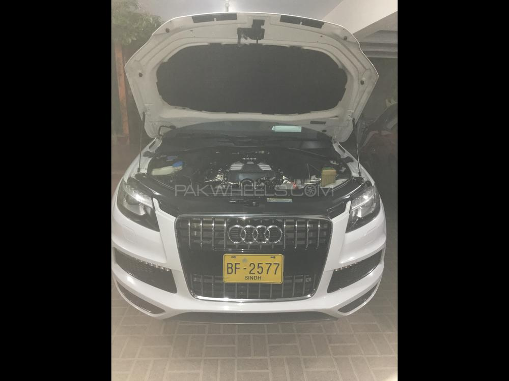 Audi Q7 3.0 TFSI S-Line 2012 Image-1