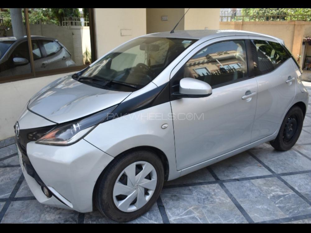 Toyota Aygo 2014 Image-1