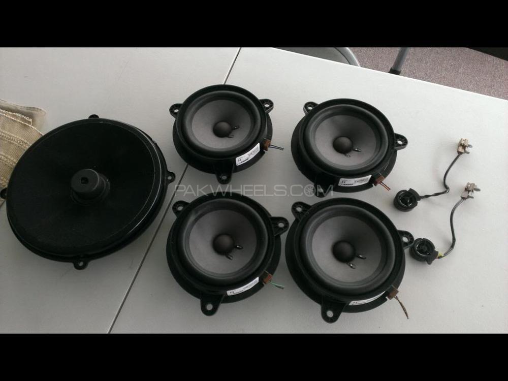 Bose Car Audio >> Bose Original Car Sound System