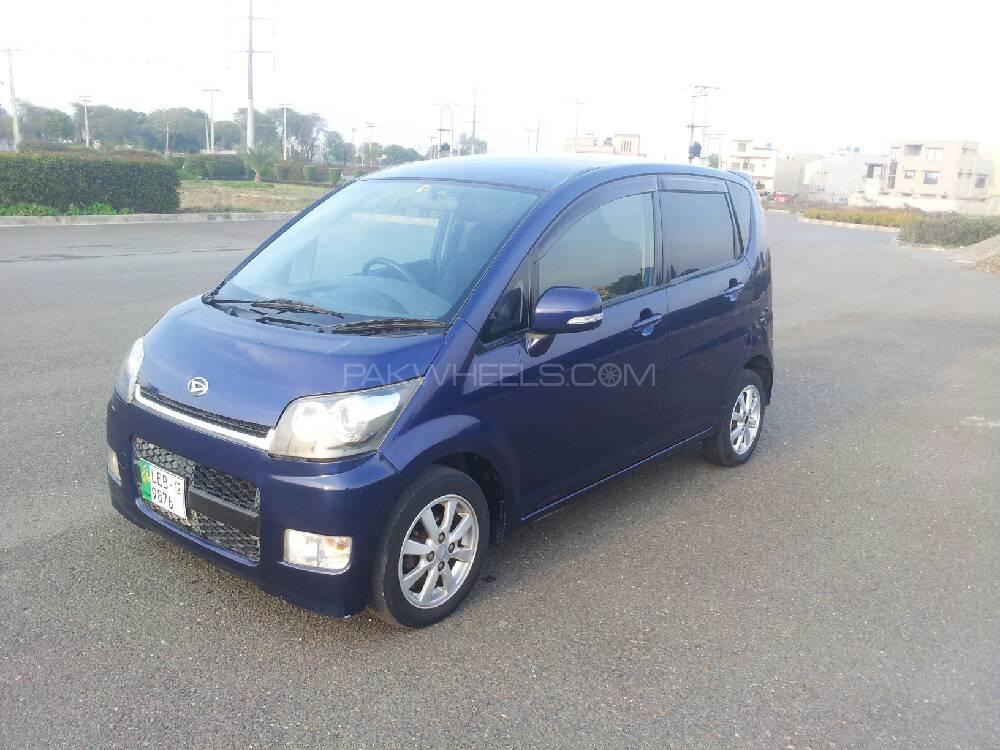 Daihatsu Move Custom RS 2007 Image-1