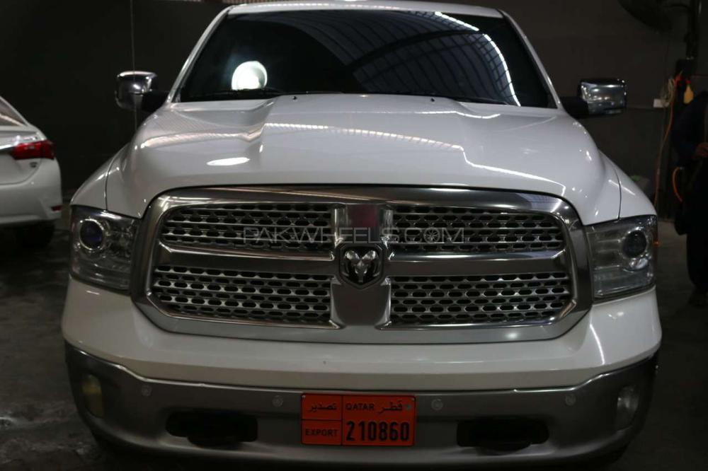 Dodge Ram 2013 Image-1