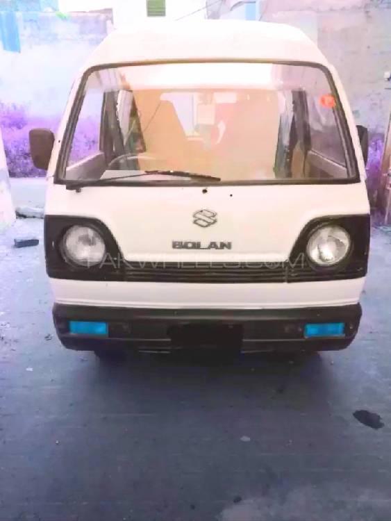 Suzuki Bolan VX 1984 Image-1