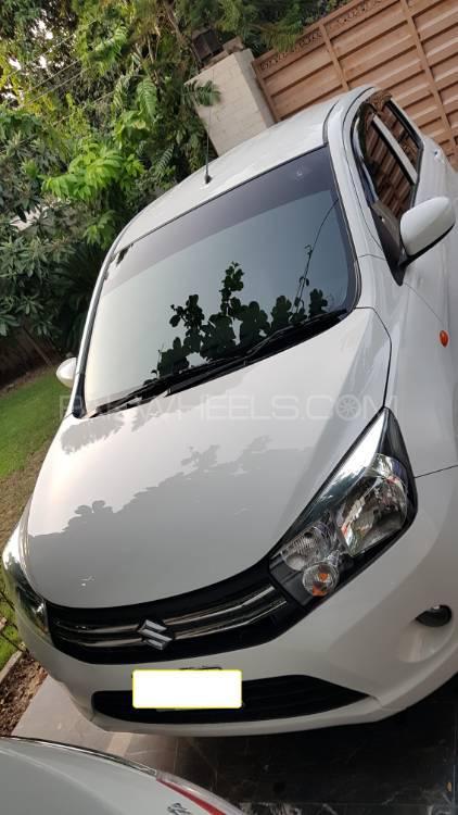 Suzuki Cultus VXL 2017 Image-1