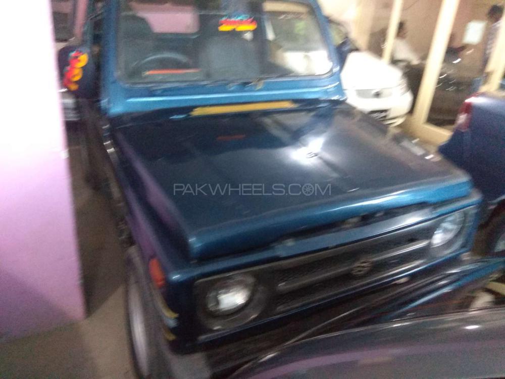 Suzuki Jimny JLDX 1986 Image-1